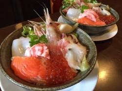 海猫丼写真